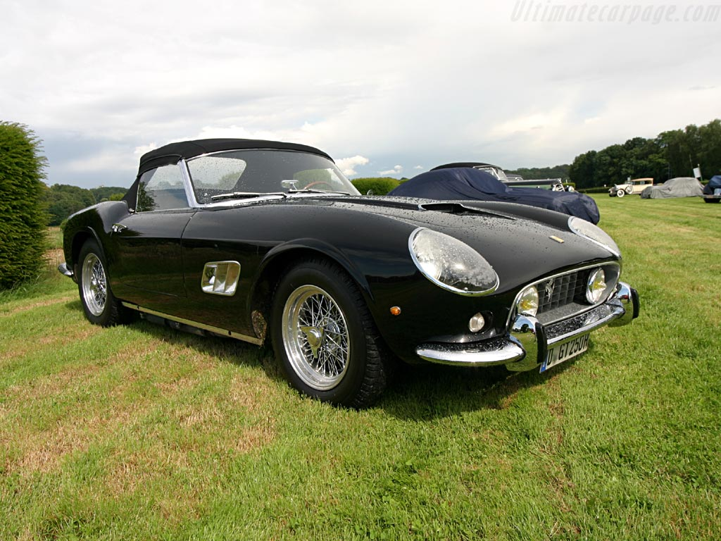 Ferrari California 250 GT High Quality