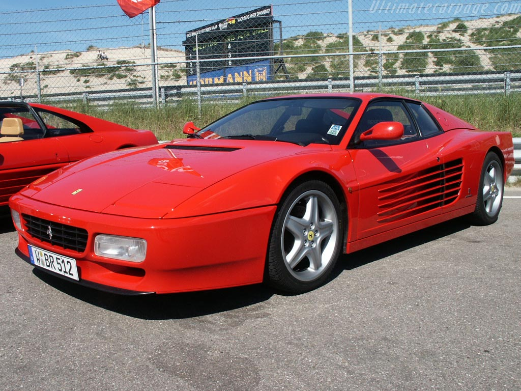 BBi · Ferrari 512 Tr